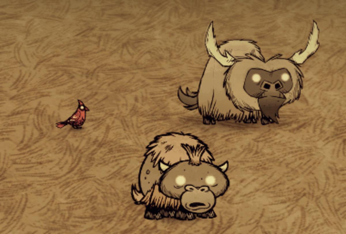 dont-starve-walkthrough-beefalo