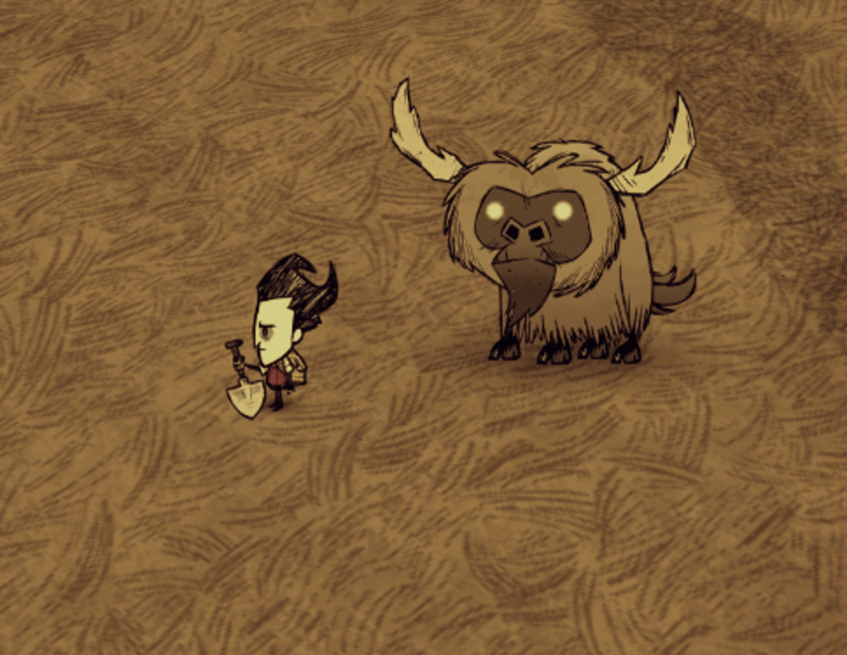Don't Starve walkthrough: Beefalo