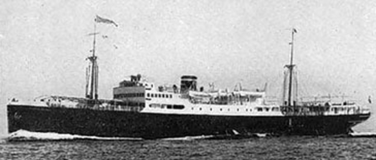 Rescue ship Zaafaran