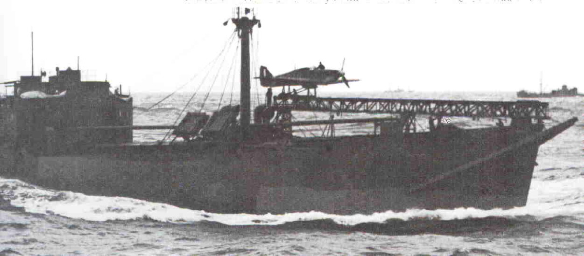 Another view of a CAM ship