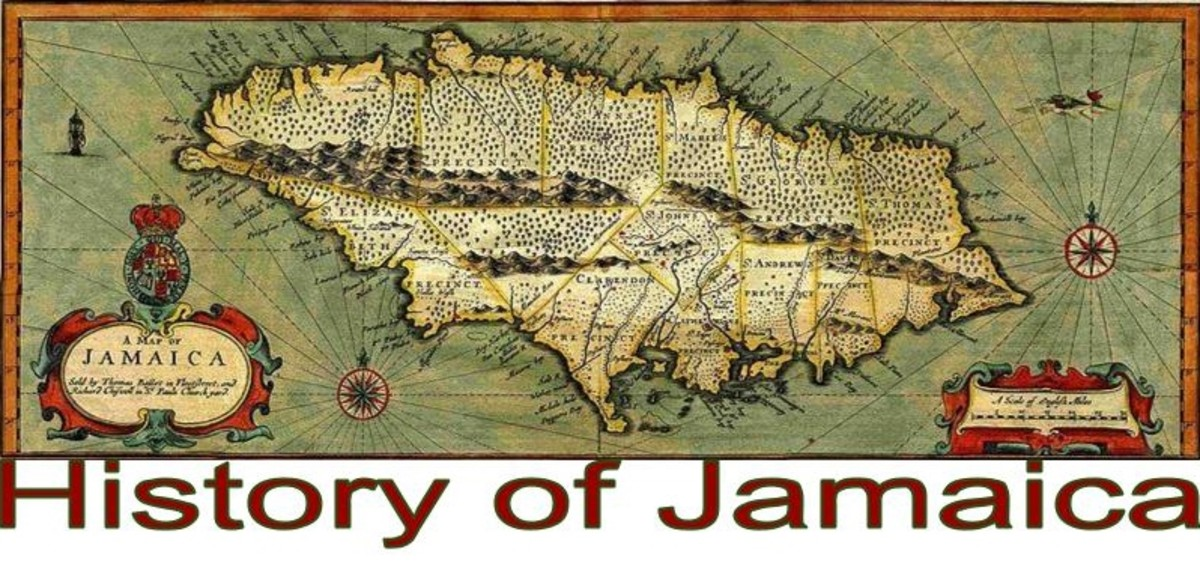 History Of Jamaica From Spanish Invasion To Emancipation