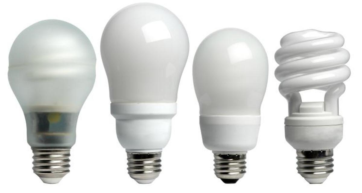 Typical compact fluorescent light (CFL) designs home lighting