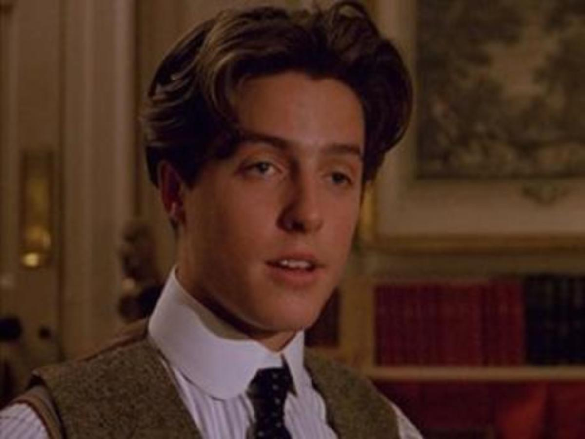 Hugh Grant in Maurice