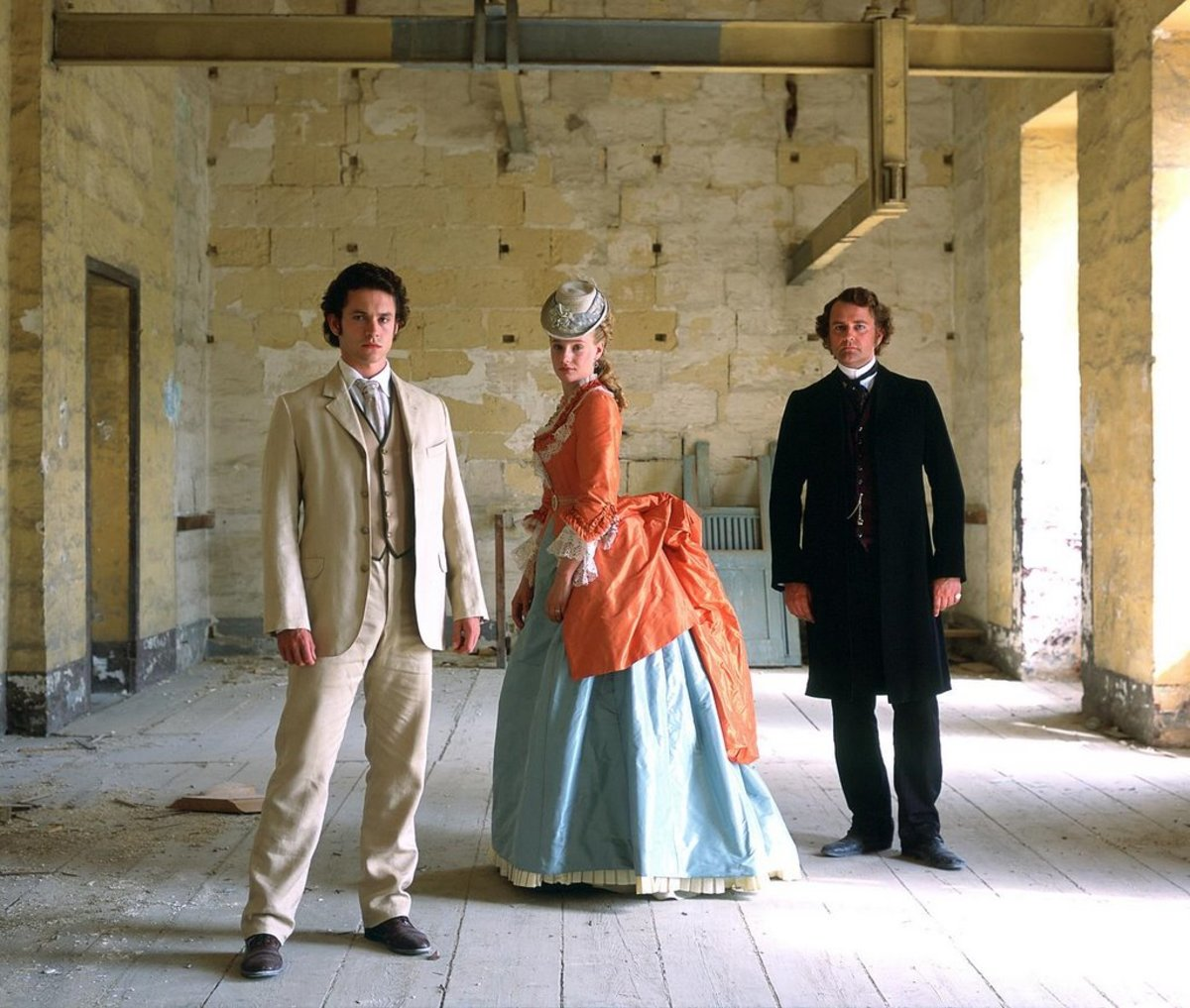 Cast of the film Daniel Deronda