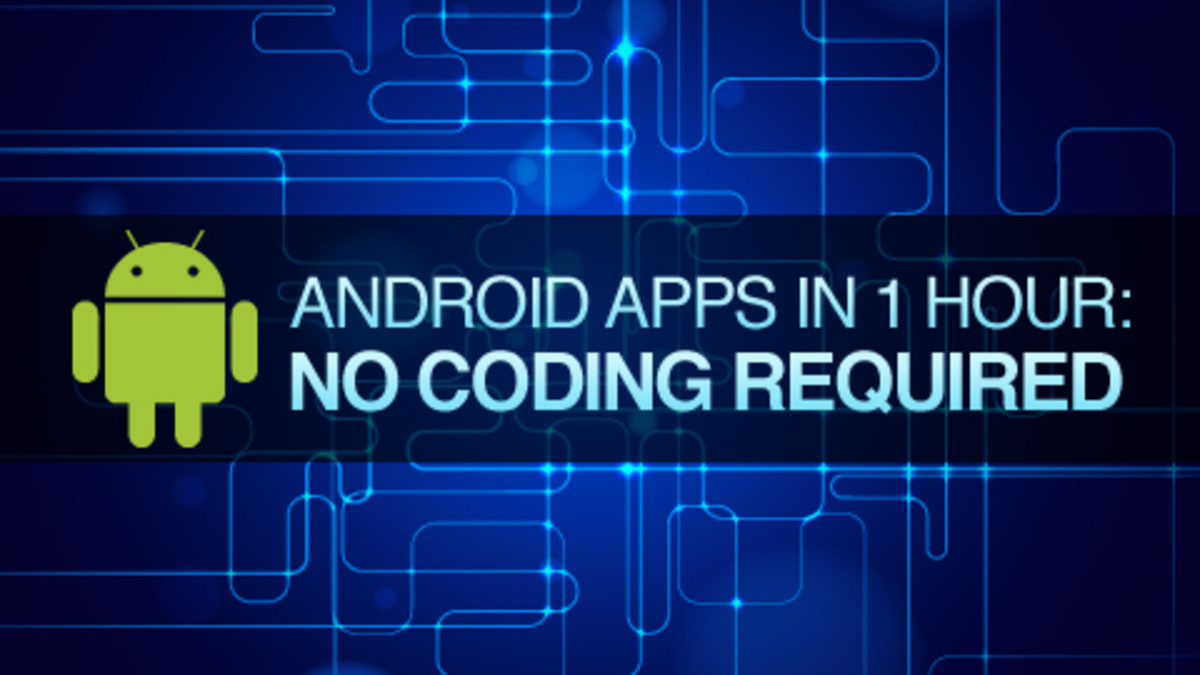 create mobile application without coding