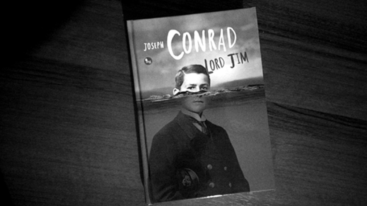 Among Joseph Conrad's other fine works are books like Lord Jim.