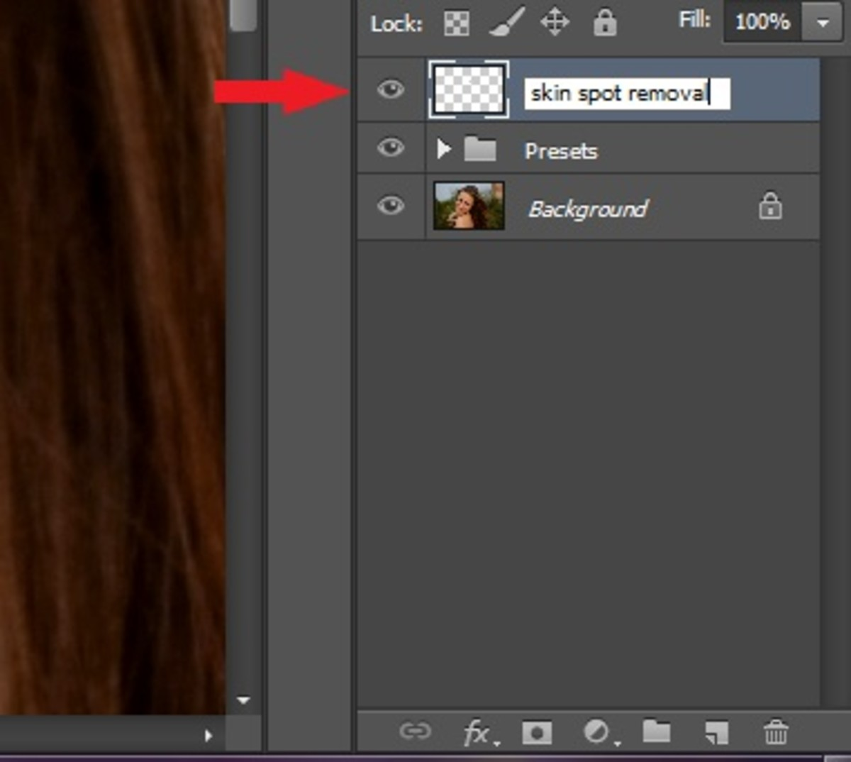 Renaming your layers will help you keep the overview!
