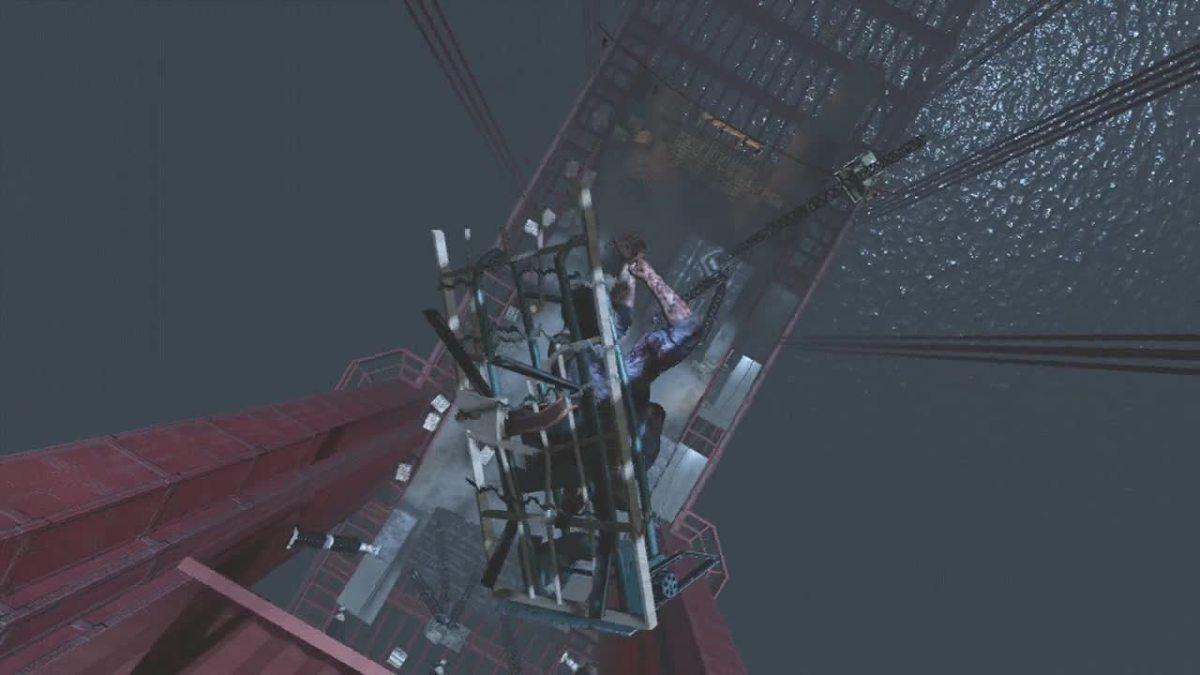 The Bridge on Alcatraz, Mob of The Dead - Call of Duty