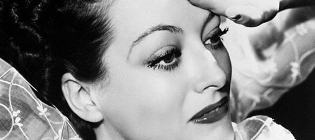 Joan Crawford - Acadamy Award Winner of the 40's