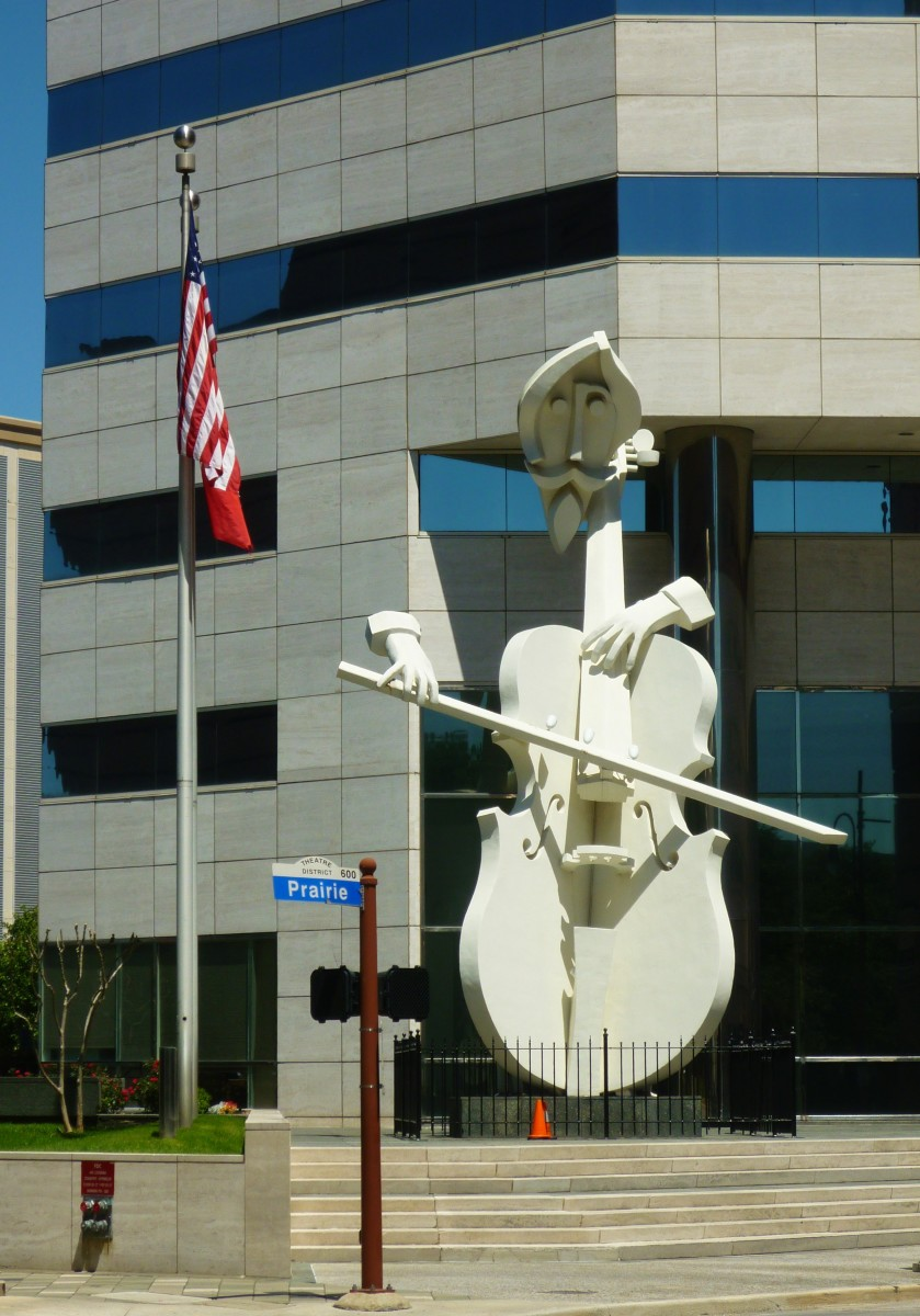 Virtuoso Sculpture