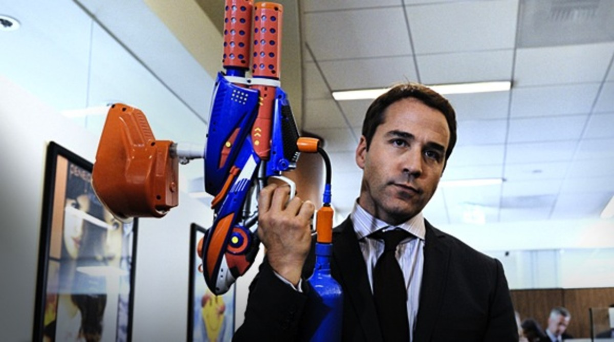 What to Learn From Entourage: Why You Should be Like Ari Gold