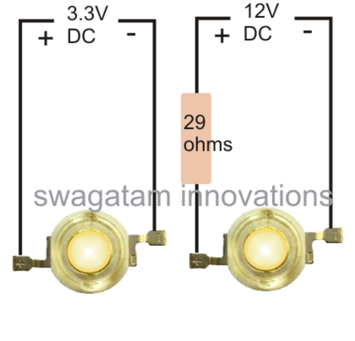 How To Use 1 Watt Leds Hubpages