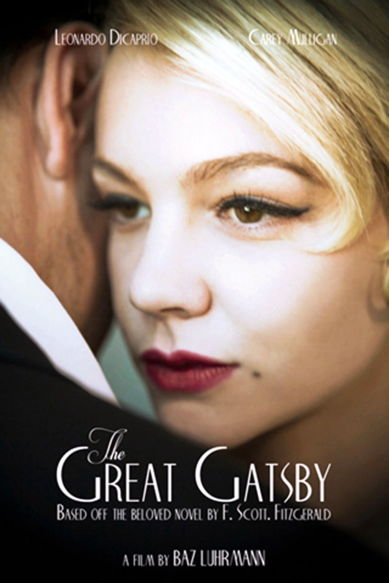 Carey Mulligan who plays the fickle, self-absorbed Daisy in the 2013 film version of the novel.