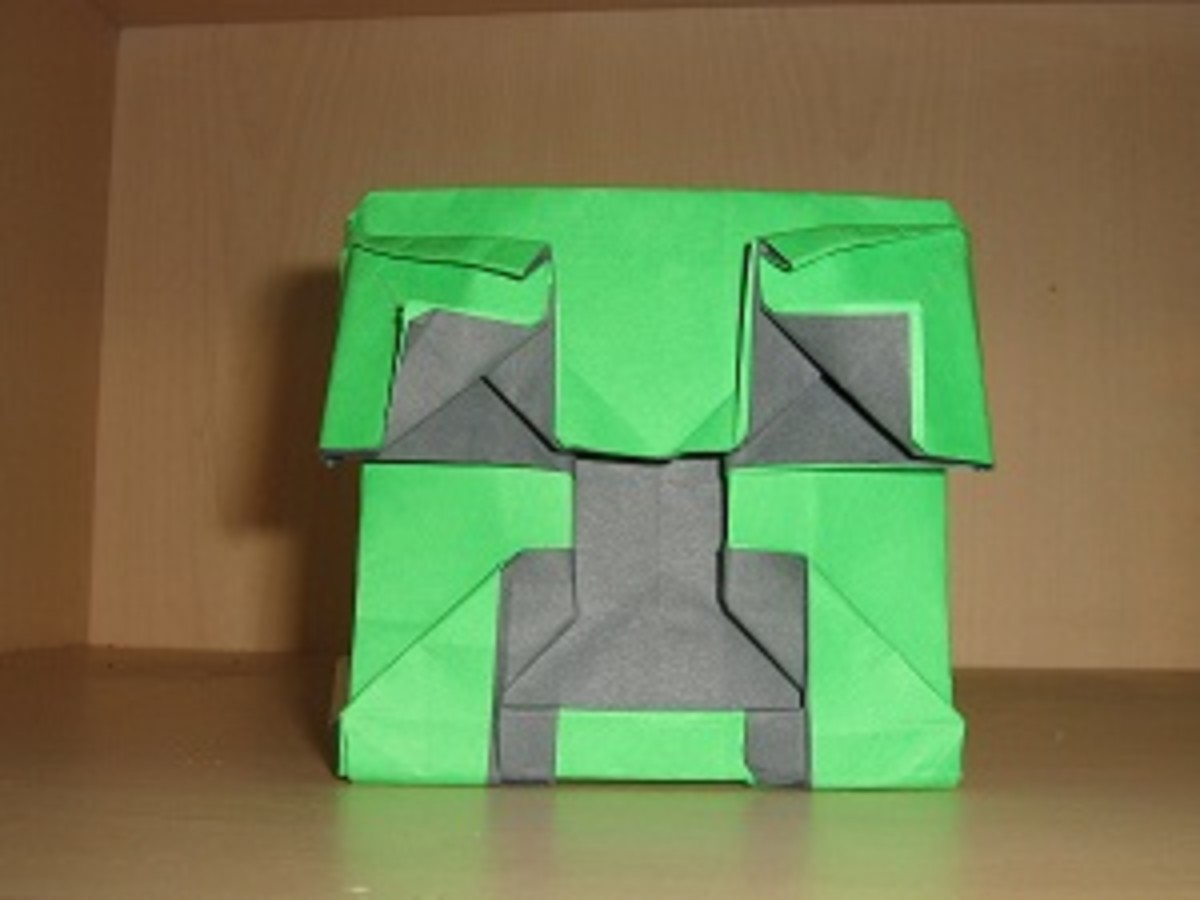 Minecraft Party Favors