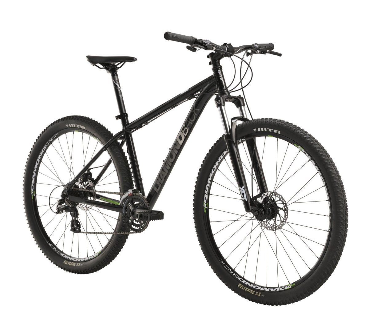 Diamondback Response Mountain Bike with 29-Inch Wheels