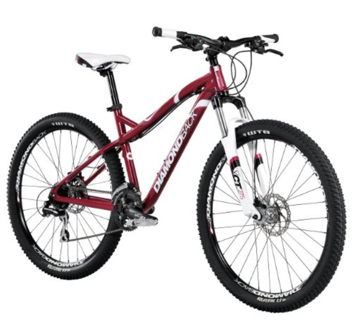 Diamondback Bicycles 2014 Lux Women's Mountain Bike with 27.5-Inch Wheels