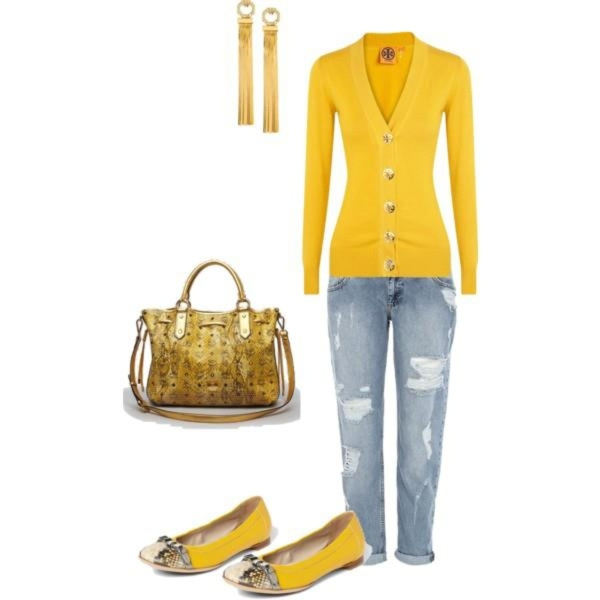 Lola Style: Yellow Outfits