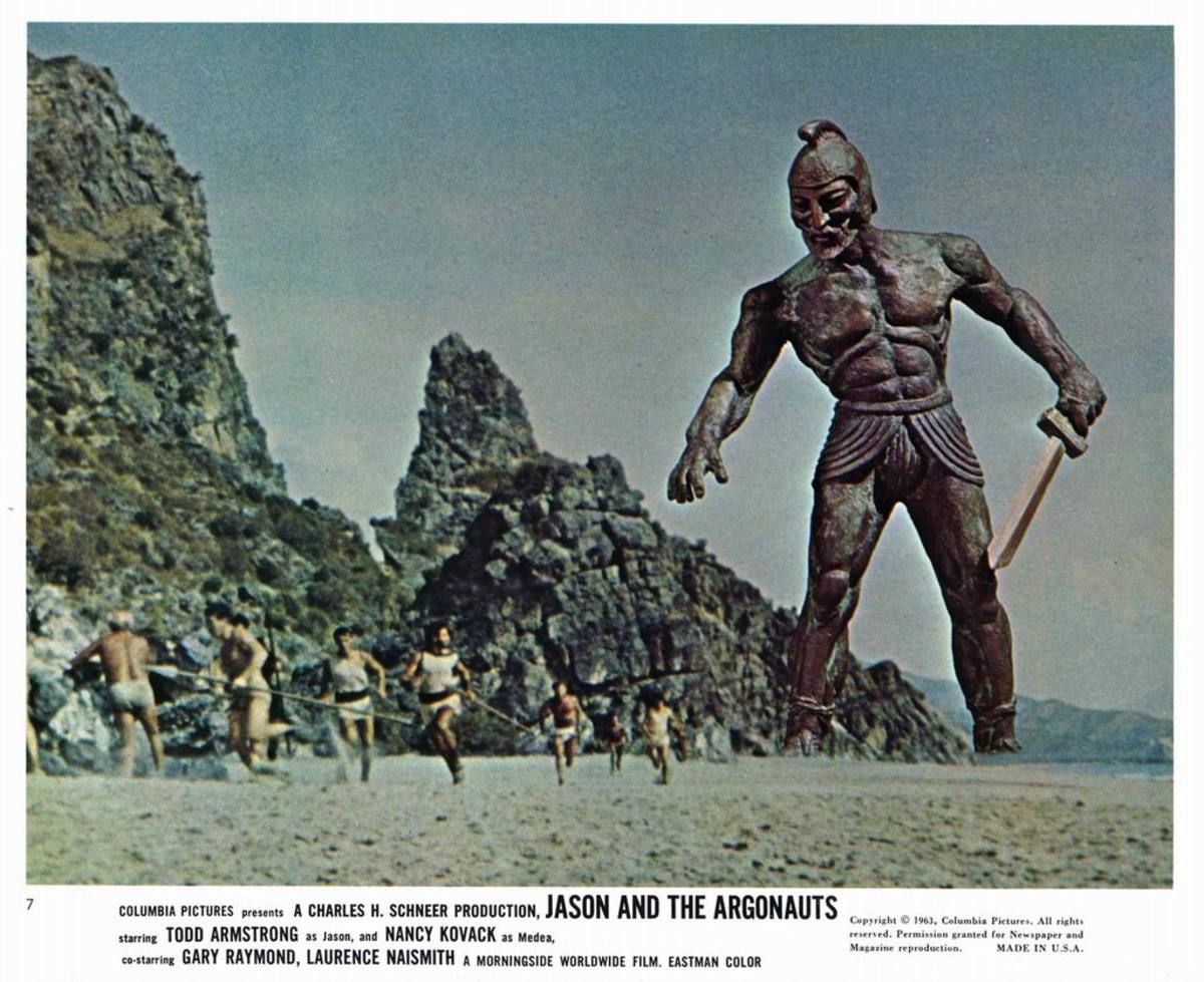 Jason and the Argonauts (1963) Lobby Card