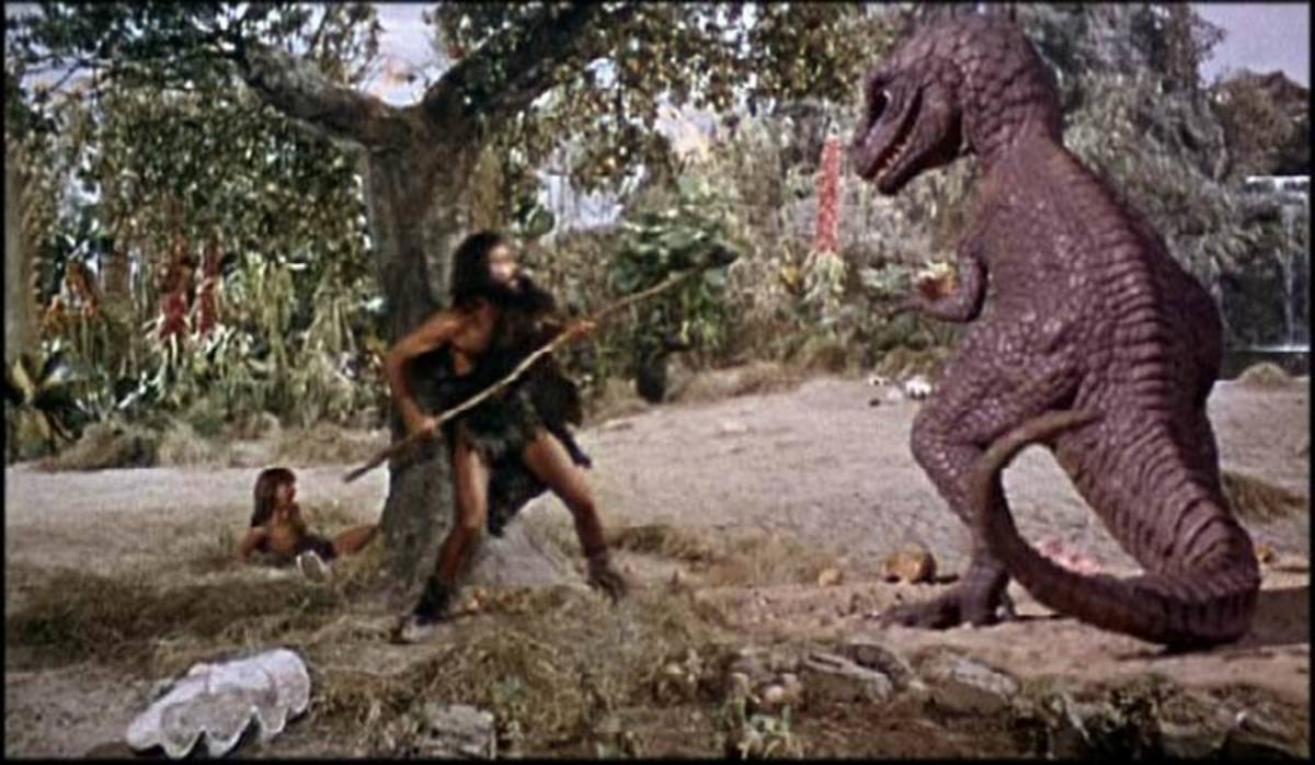 One Million Years BC (1966)