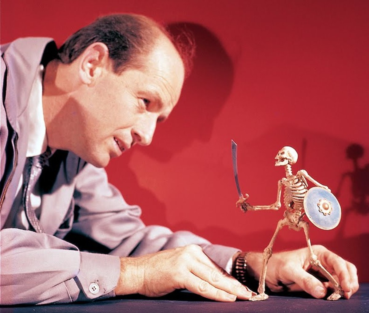 Ray Harryhausen - on the Screen