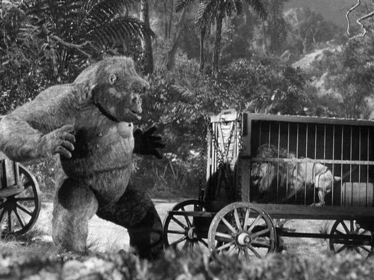 Ray Harryhausen - on the Screen