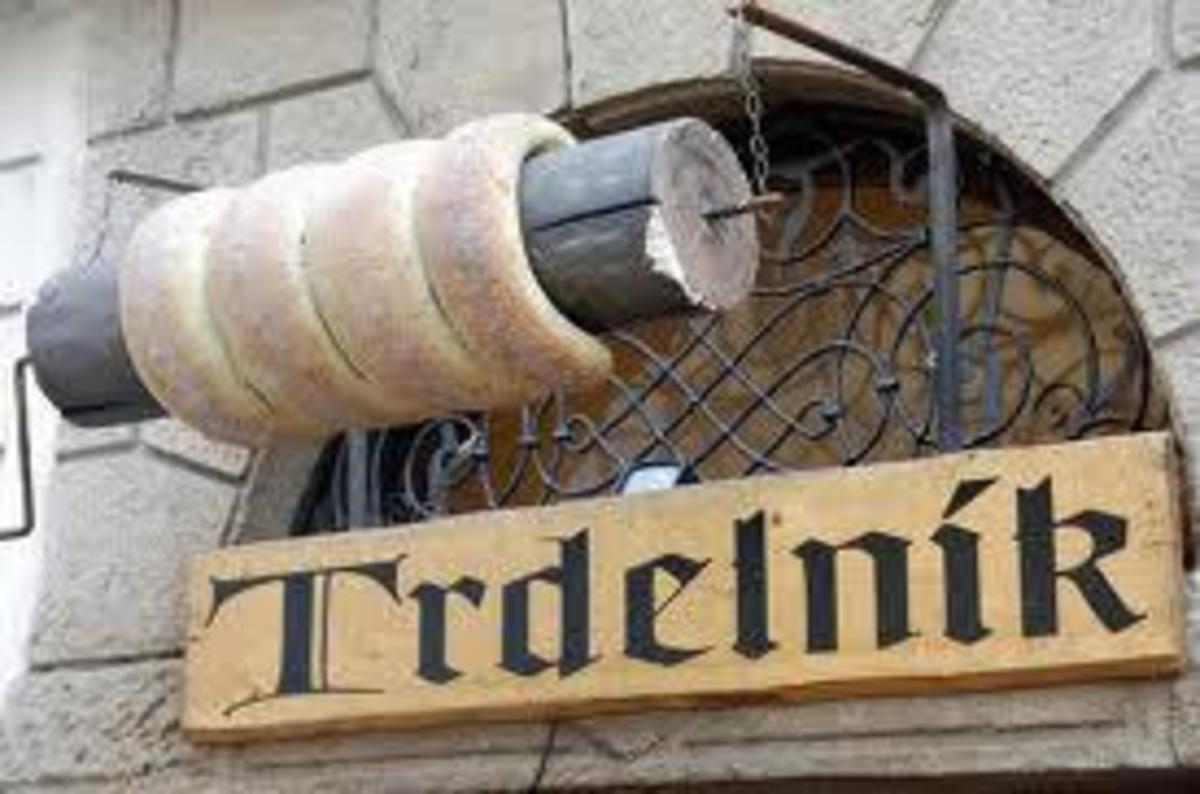 Making Trdelnik Pastry at Home