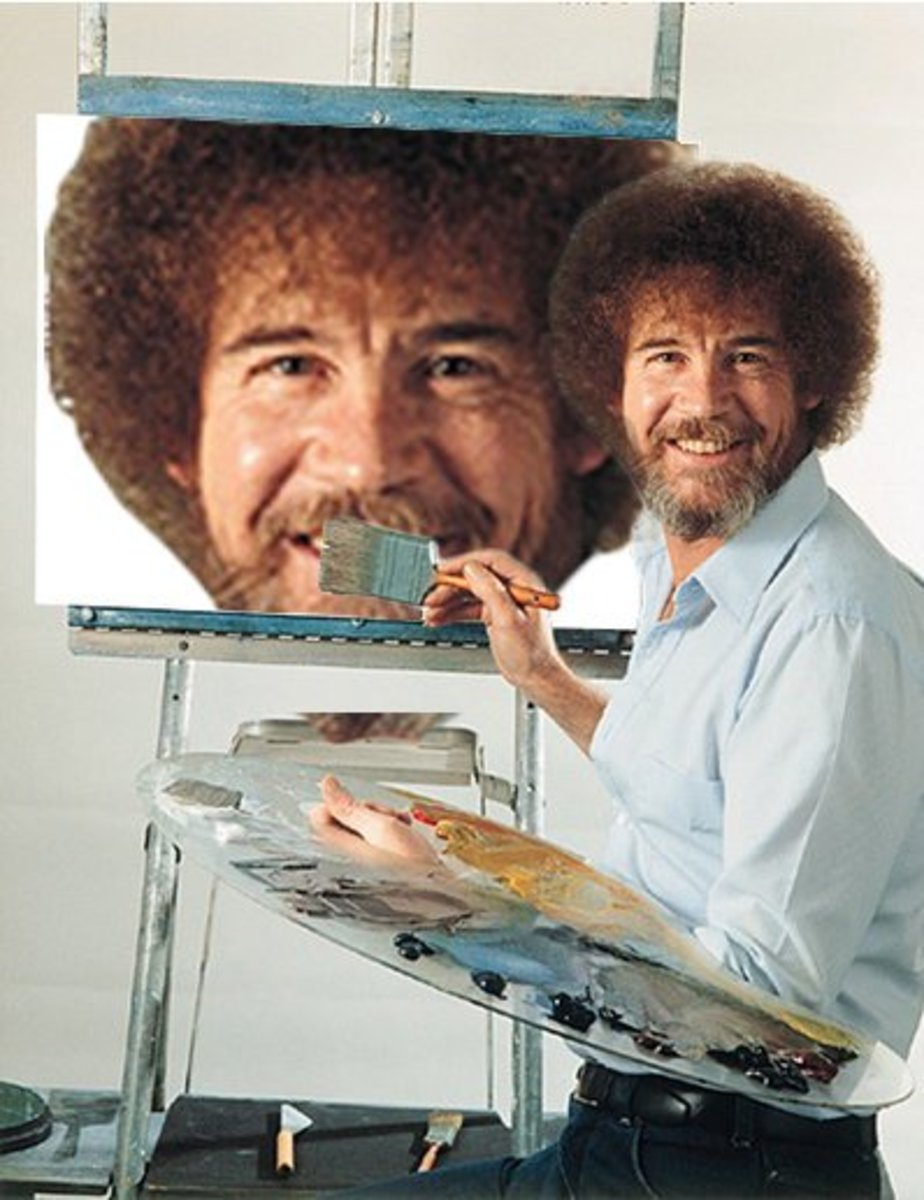 The Funniest Bob Ross Memes Ever