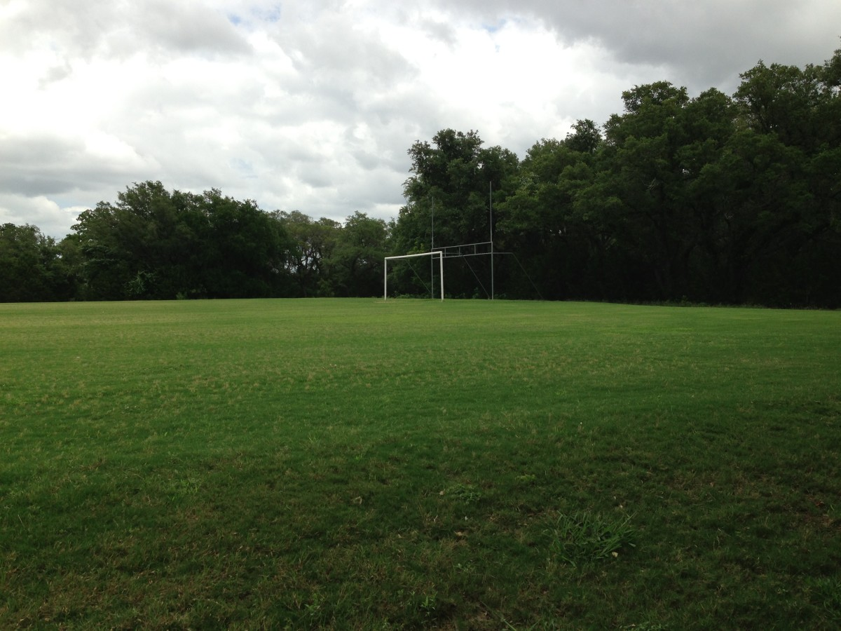 Soccer Fields  Williamson County Regional Park  Leander and Cedar Park TX