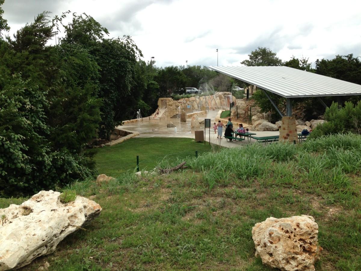 Williamson County Regional Park  Leander and Cedar Park TX