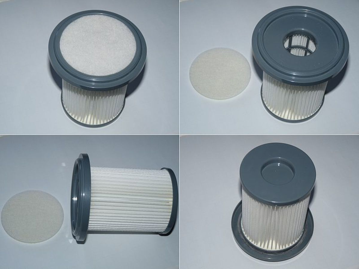 Here you have HEPA filters for vacum cleaners.