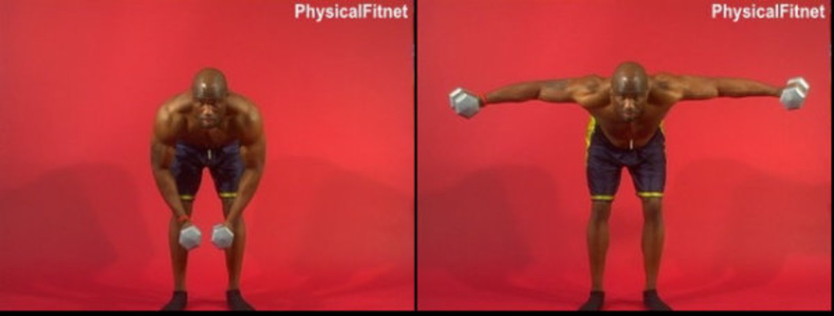 A little extra work in this area will ensure the shoulder muscles remain balanced and complete.