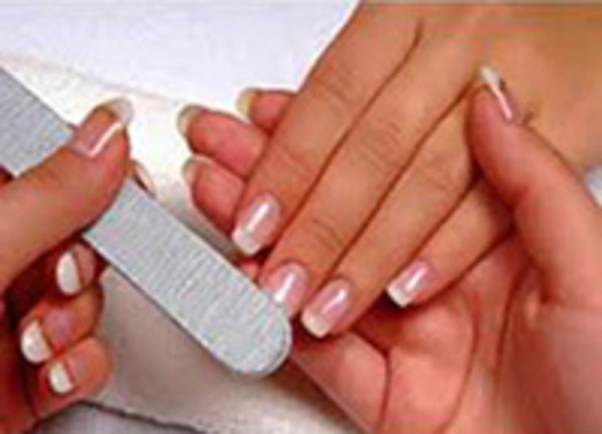 Learn how to preform manicures and pedicures.