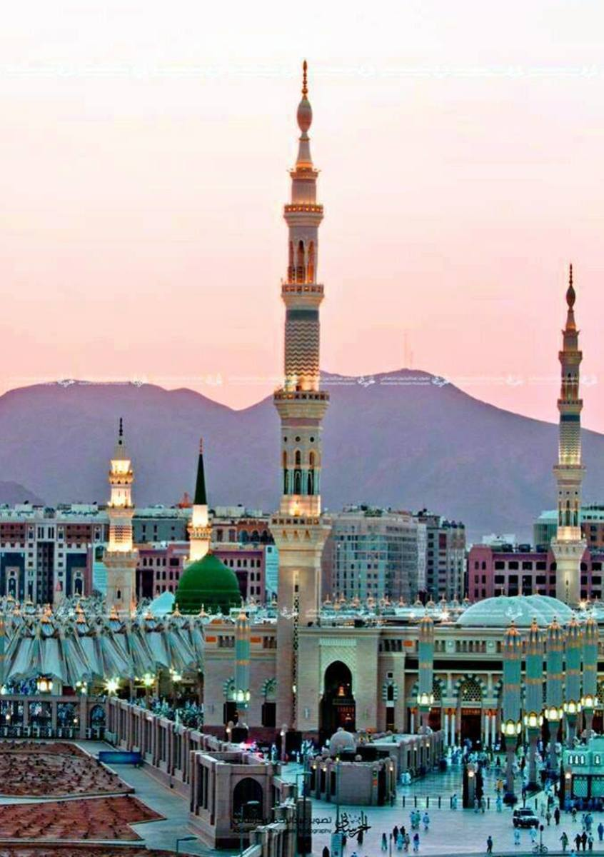 Beauty of Madinah