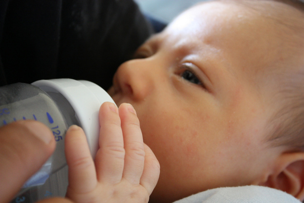 Healthy Alternatives to Baby Formula