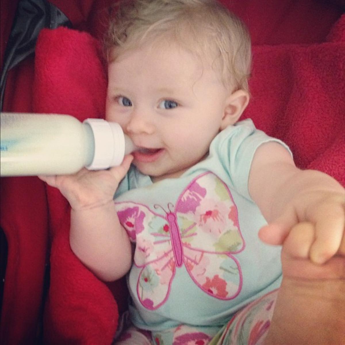 Alternatives to Baby Formula