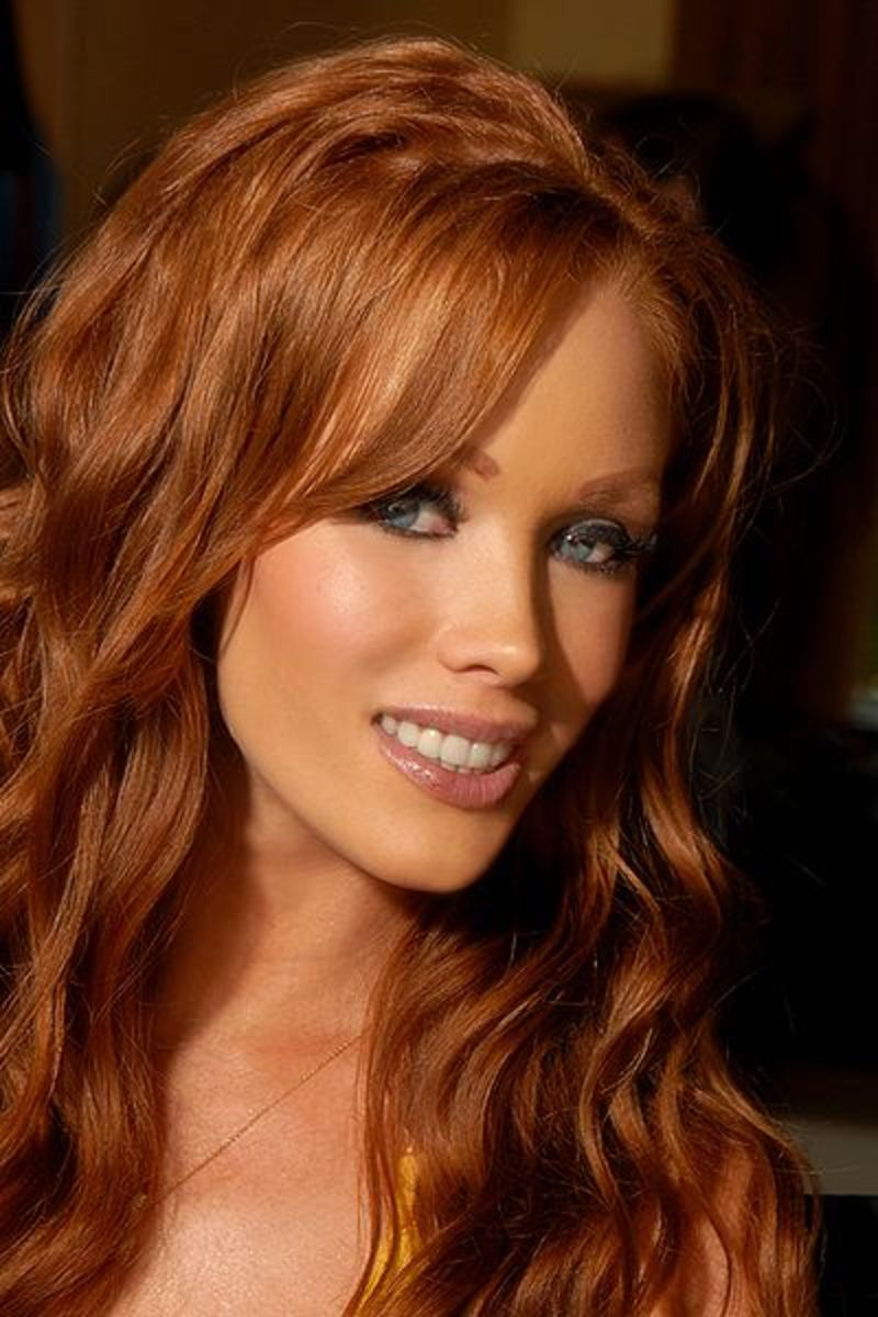 How To Get Red Hair With Tan Skin Hubpages