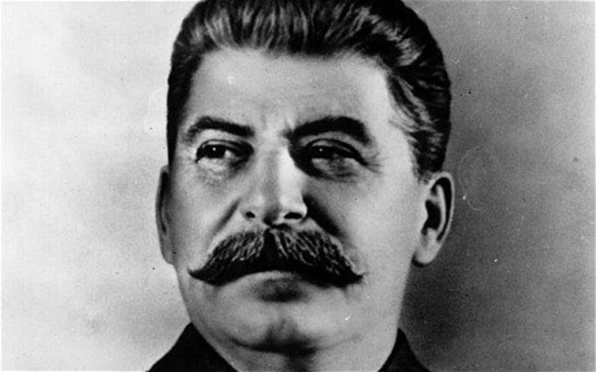 Josef Stalin at the height of his power