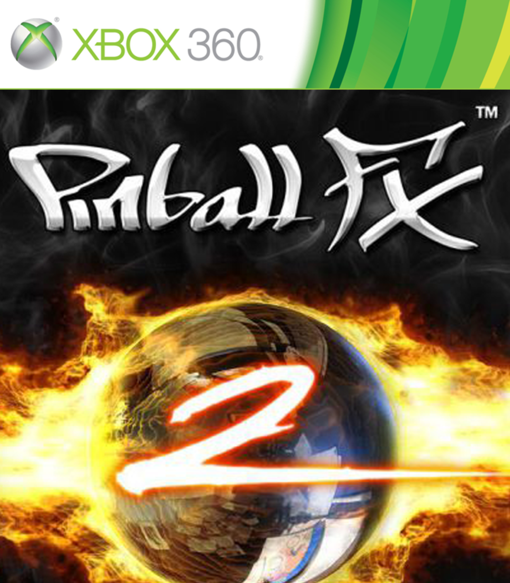 Pinball FX 2: Star Wars Pinball XBOX 360 game cover
