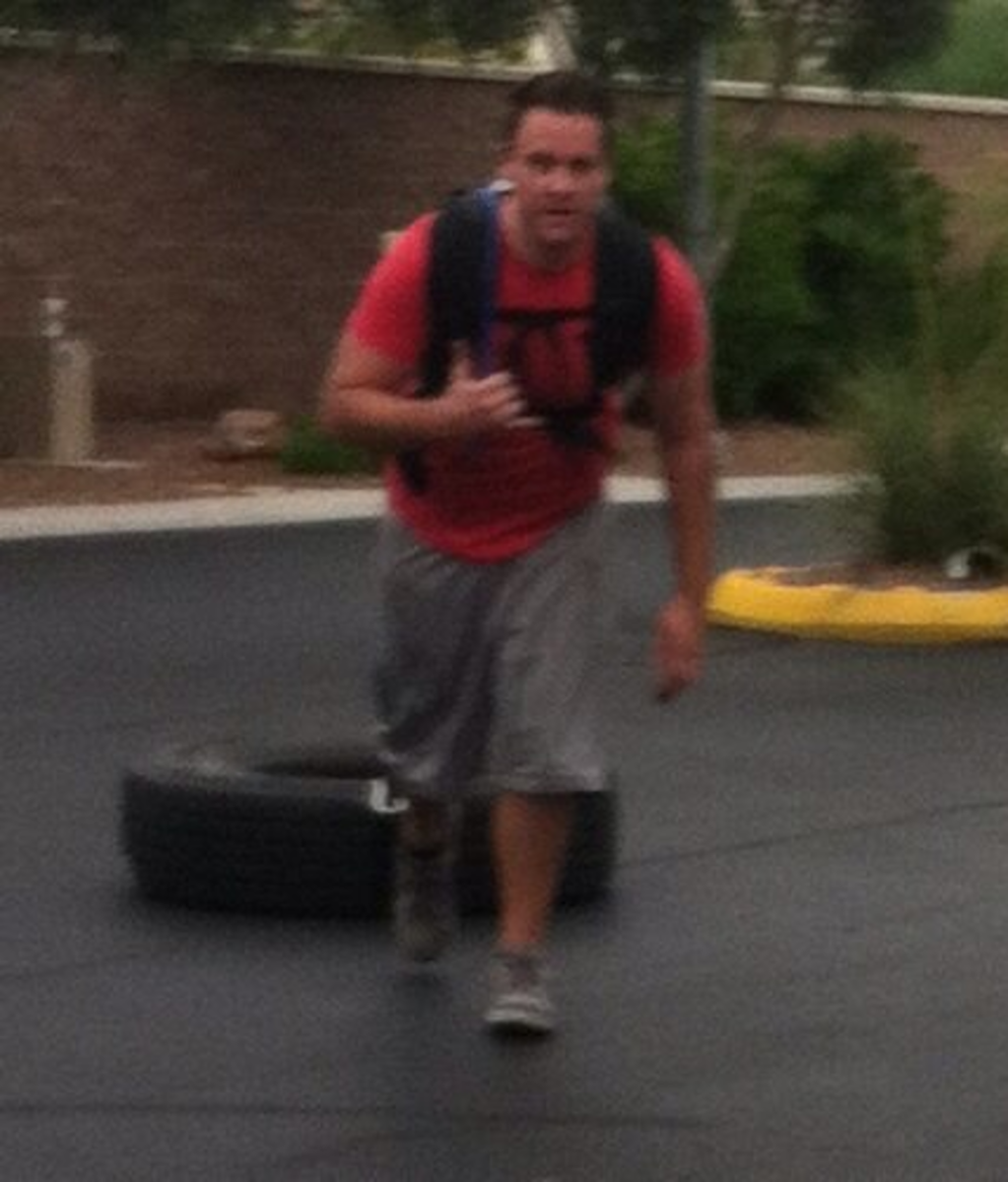 tire-dragging