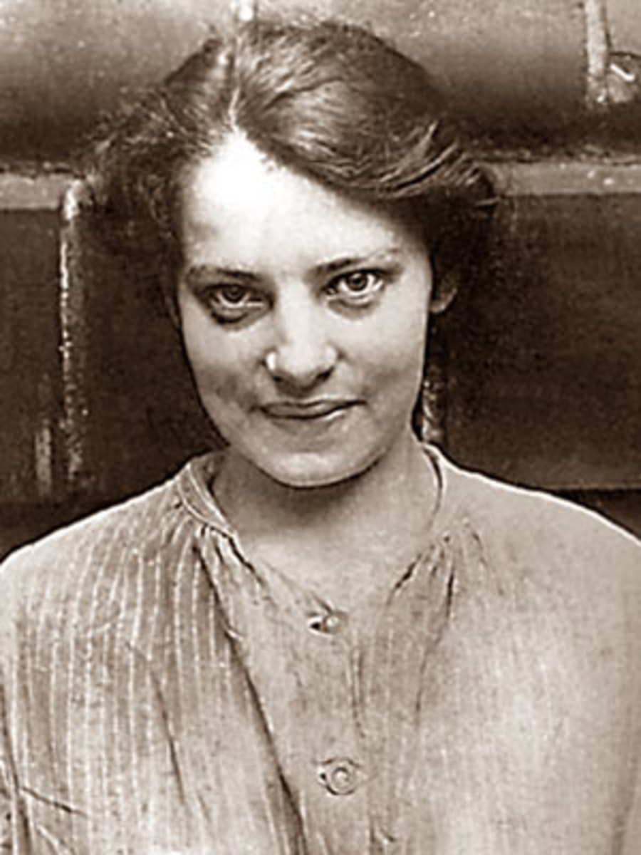 Anna Anderson claimed to be Anastasia.