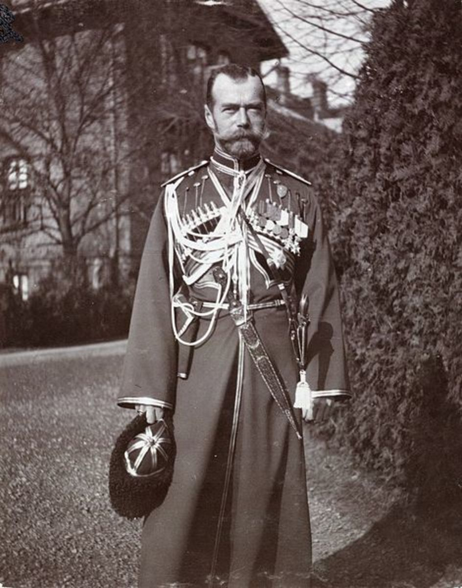 Nicholas II's downfall led to the brutal murder of his entire immediate family.