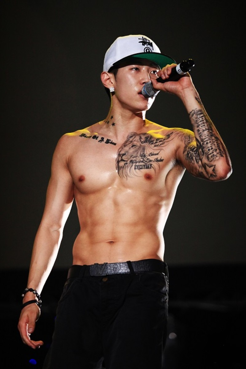 Jay Park is now considered one of the biggest stars in Korea