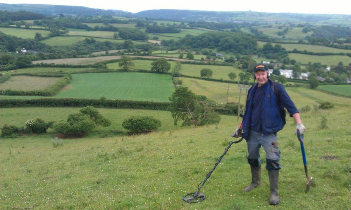 So You Want To Take Up Metal Detecting