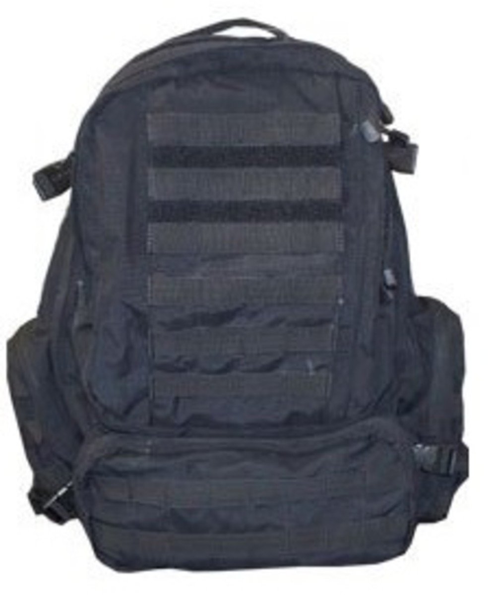 Molle 3 Day Assault Pack