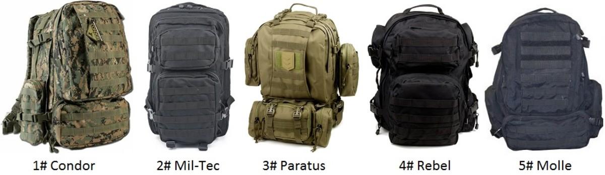 best-five-assault-backpacks