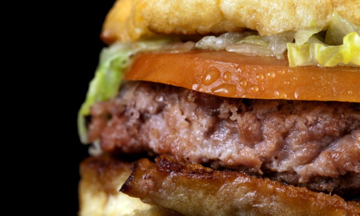 Danger Zone for Food Poisoning Bacteria