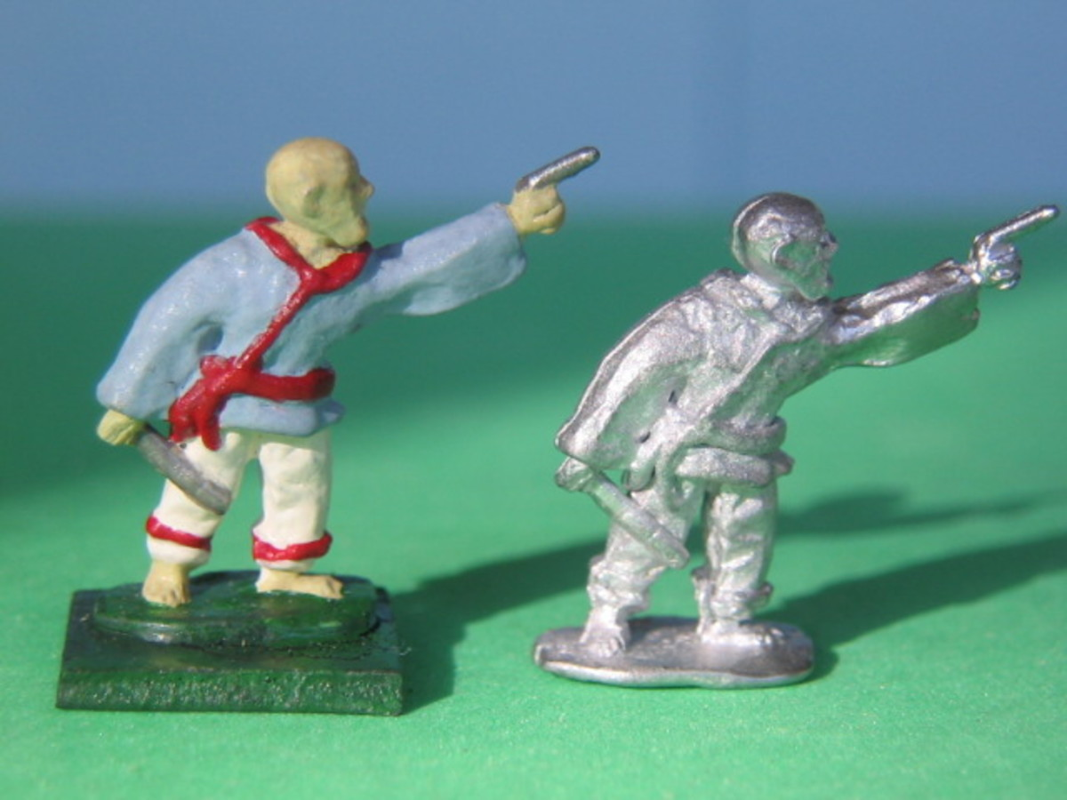 Cellmate Miniatures 15mm Boxer Rebellion