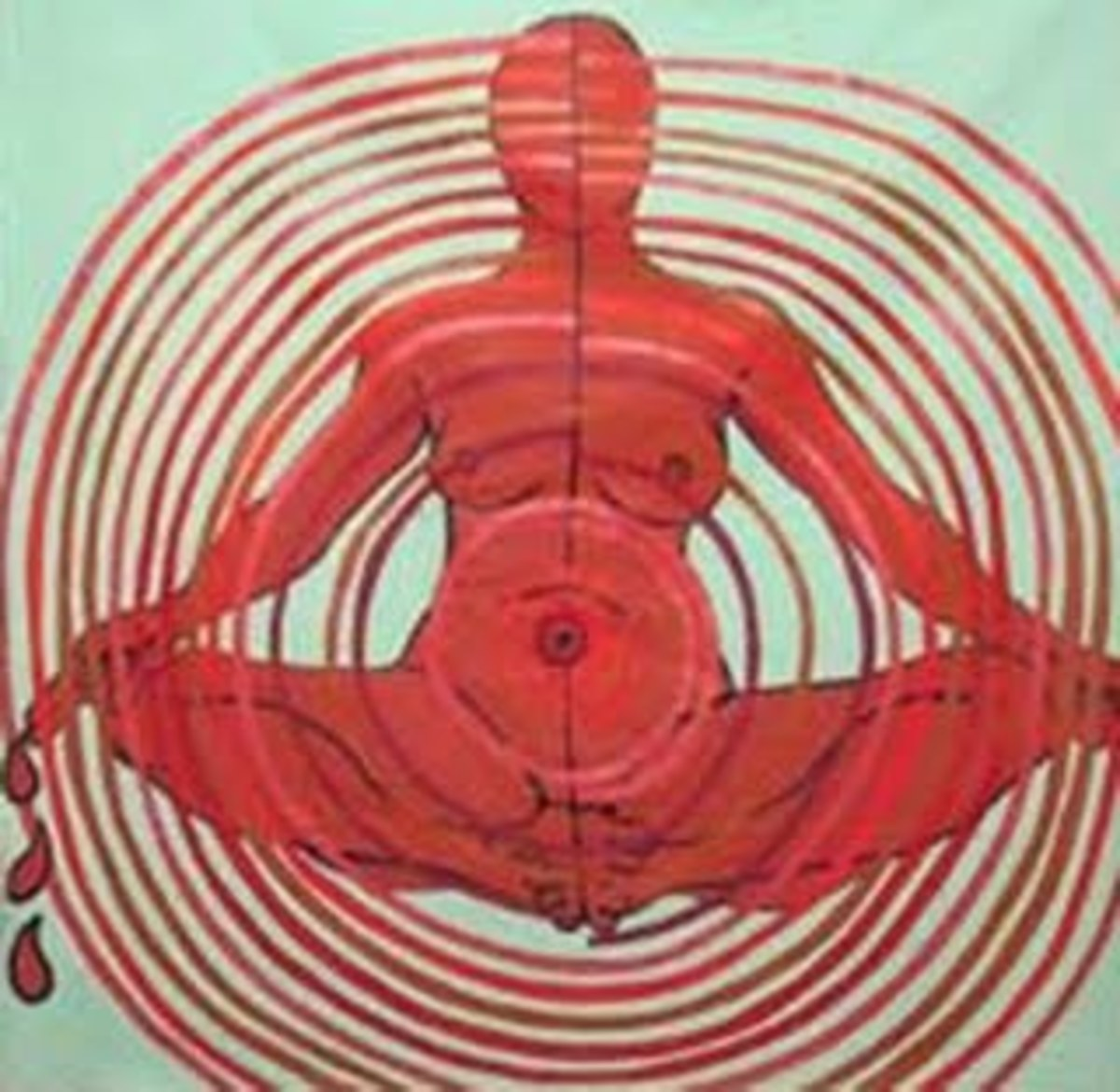 Blood Healing:  the Sacred Power of Menstruation