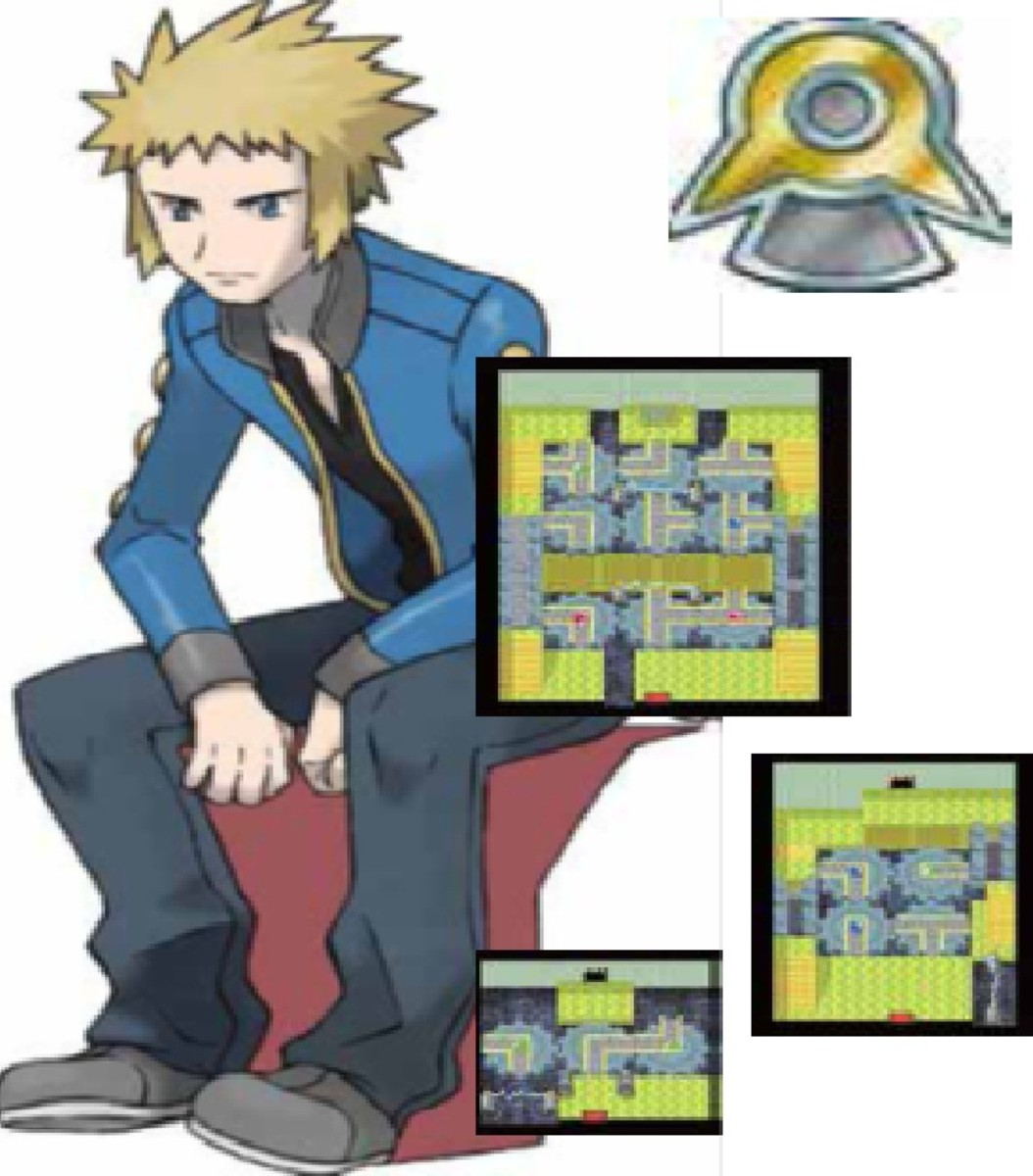 Gaming Guide Pokémon Platinum – The Sinnoh Gym Leaders  hubpages # Sunyshore Gym_205410