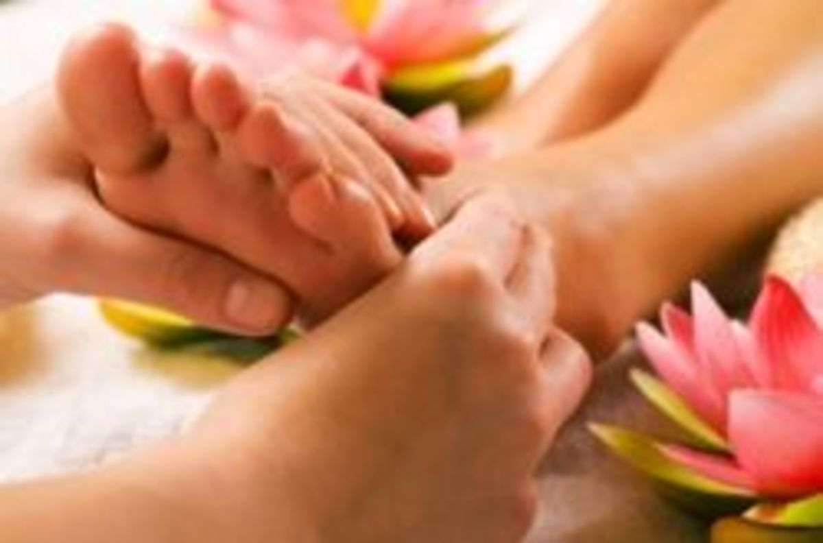 Reflexology - Thai Foot Massage